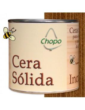 CERA SOLIDA NOGAL CHOPO 375cc