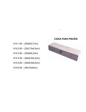 414.3.00 CAJA LAPICES 30X8X5.5