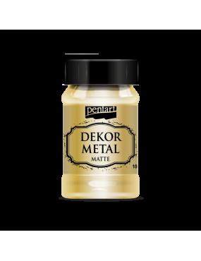 DEKOR METAL PENTART 100ml
